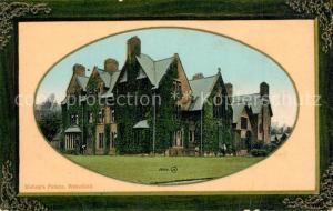 AK / Ansichtskarte Wakefield_Rural Bishops Palace