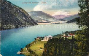 AK / Ansichtskarte Achensee Seehof Panorama Achensee