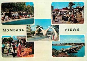 AK / Ansichtskarte Mombasa Teilansichten Mombasa