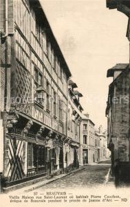 AK / Ansichtskarte Beauvais Vieille Maison Rue Saint Laurent  Beauvais