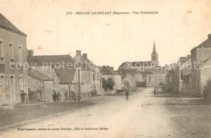 AK / Ansichtskarte Mayenne Soulge le Bruant Vue d ensemble Mayenne