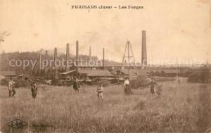 AK / Ansichtskarte Fraisans Les Forges Fraisans