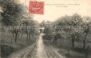 AK / Ansichtskarte Le_Raincy et ses environs Le Plateau d'Avron Ferme de l Abime Le_Raincy