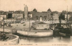 AK / Ansichtskarte Dunkerque Quai du Leughenaer Dunkerque