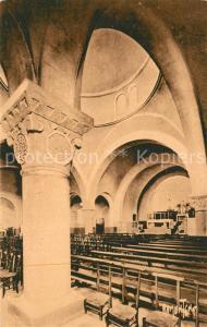 AK / Ansichtskarte Riberac Eglise Interieur Riberac