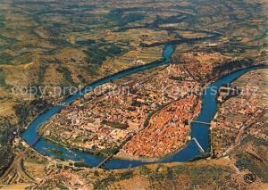 AK / Ansichtskarte Cahors Vue generale aerienne Cahors
