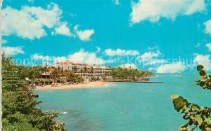 AK / Ansichtskarte Ocho_Rios Tower Isle Hotel Strand Ocho_Rios