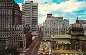 AK / Ansichtskarte Montreal_Quebec Dorchester Street looking East Montreal Quebec