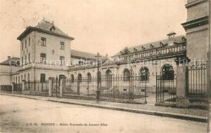 AK / Ansichtskarte Rennes_Ille et Vilaine Ecole Normale de Jeunes filles