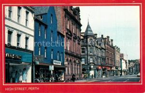 AK / Ansichtskarte Perth_Kinross High Street