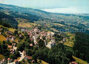 AK / Ansichtskarte Walzenhausen_AR Panorama Blick zum Bodensee Fliegeraufnahme Walzenhausen AR