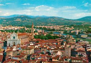 AK / Ansichtskarte Firenze_Toscana Una veduta del lato Est Firenze Toscana