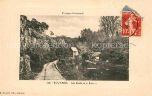 AK / Ansichtskarte Rouvrou_Menil Hubert sur Orne Les Bords de la Rouvre Rouvrou