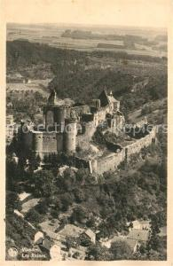 AK / Ansichtskarte Vianden Les Ruines Vianden