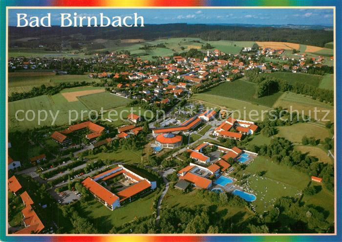 AK / Ansichtskarte Bad_Birnbach Thermalbad Fliegeraufnahme Bad_Birnbach 0