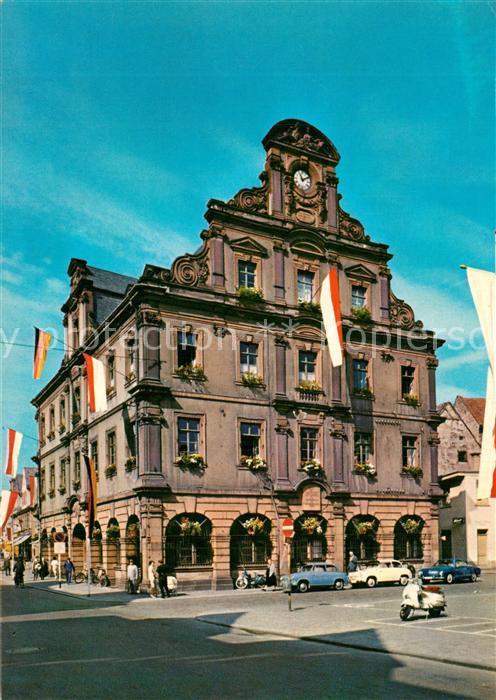 AK / Ansichtskarte Speyer_Rhein Alte Muenze Speyer Rhein 0