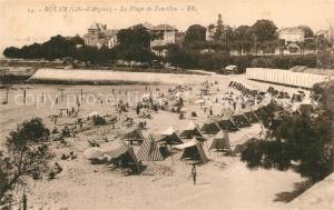 AK / Ansichtskarte Royan_Charente Maritime La Plage de Foncillon Royan Charente Maritime