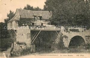 AK / Ansichtskarte Vernon_Eure Le vieux Moulin Vernon Eure