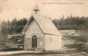 AK / Ansichtskarte Noiretable Petite Chapelle de l'Apparition de l Ermitage Noiretable