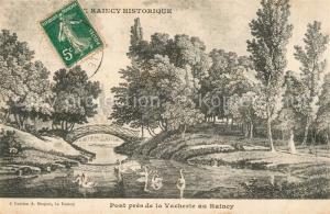 AK / Ansichtskarte Le_Raincy Pont  Le_Raincy