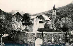 AK / Ansichtskarte Colmars_les_Alpes Les Remparts