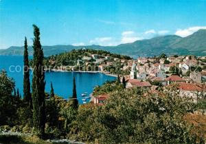 AK / Ansichtskarte Cavtat_Dalmatien Panorama Cavtat Dalmatien