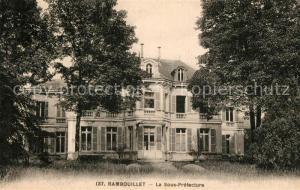 AK / Ansichtskarte Rambouillet La Sous Prefecture Rambouillet