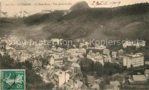 AK / Ansichtskarte Le_Mont Dore Vue generale Le_Mont Dore