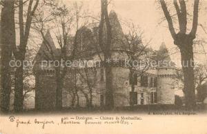 AK / Ansichtskarte Dordogne Chateau de Monbazillac Dordogne
