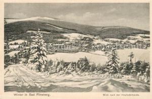 AK / Ansichtskarte Bad_Flinsberg_Swieradow_Zdroj Heufuderbaude Bad_Flinsberg