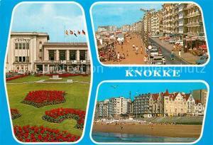 AK / Ansichtskarte Knokke Heist  Knokke Heist