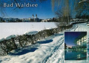 AK / Ansichtskarte Bad_Waldsee  Bad_Waldsee