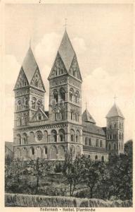 AK / Ansichtskarte Andernach Kath Pfarrkirche Andernach