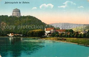 AK / Ansichtskarte Kelheim Befreiungshalle Kelheim
