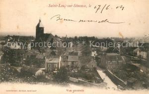 AK / Ansichtskarte Saint Loup sur Semouse Vue generale Saint Loup sur Semouse