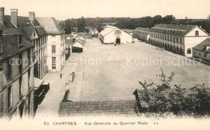 AK / Ansichtskarte Chartres_Eure_et_Loir Vue generale du Quartier Rapp Chartres_Eure_et_Loir
