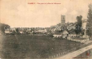 AK / Ansichtskarte Clamecy_Nievre Vue prise de la Rue de l Abreuvoir Clamecy_Nievre