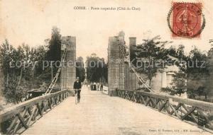 AK / Ansichtskarte Cosne Cours sur Loire Ponts suspendus Cosne Cours sur Loire