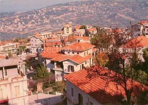 AK / Ansichtskarte Bikfaya_Libanon Vue de Saint Elie