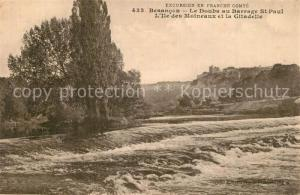 AK / Ansichtskarte Besancon_Doubs Citadelle  Besancon Doubs