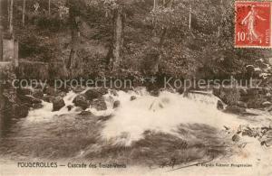 AK / Ansichtskarte Fougerolles_Lure Cascade des Trelze Vents Fougerolles_Lure