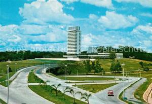 AK / Ansichtskarte Kuala_Lumpur National Parliment House Kuala_Lumpur