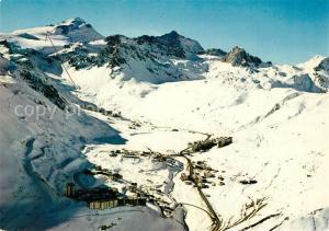AK / Ansichtskarte Tignes Val Claret Sports d hiver Alpes Francaises vue aerienne Tignes