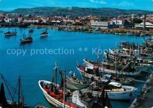 AK / Ansichtskarte San_Benedetto_del_Tronto Il porto Hafen Fischkutter San_Benedetto_Del_Tronto