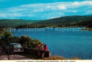 AK / Ansichtskarte Inchigeelagh Lough Allua Lake