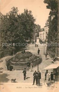 AK / Ansichtskarte Blois_Loir_et_Cher Les Degr?s Denis Papin Blois_Loir_et_Cher
