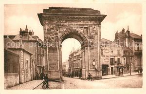 AK / Ansichtskarte Nevers_Nievre Porte de Paris Nevers Nievre