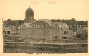 AK / Ansichtskarte Clamecy_Nievre Notre Dame Bethleem  Clamecy_Nievre