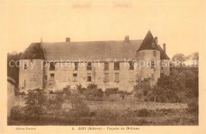 AK / Ansichtskarte Giry Chateau Giry
