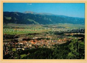 AK / Ansichtskarte Judenburg_Steiermark Panorama mit Seckauer Alpen Judenburg_Steiermark